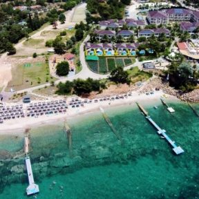 4* Alexandra Beach Thassos Spa Resort – Θάσος