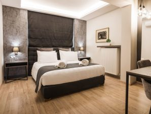 Acropolis Boutique Residence by Bill & John Apartments Athens – Αθήνα